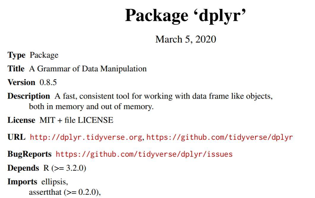dplyr包筛选数据