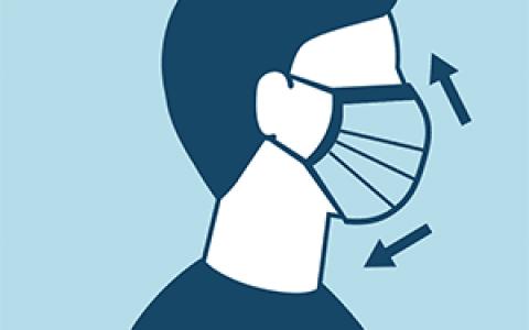 CDC:自制面罩减缓COVID-19传播(附图解)